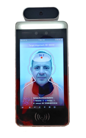 facial scanner
